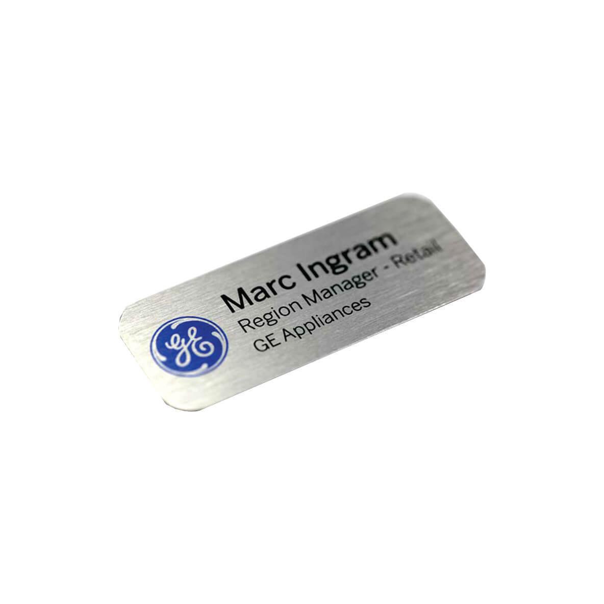 پلاک آلومنیوم بج مخصوص چاپ فلت بد