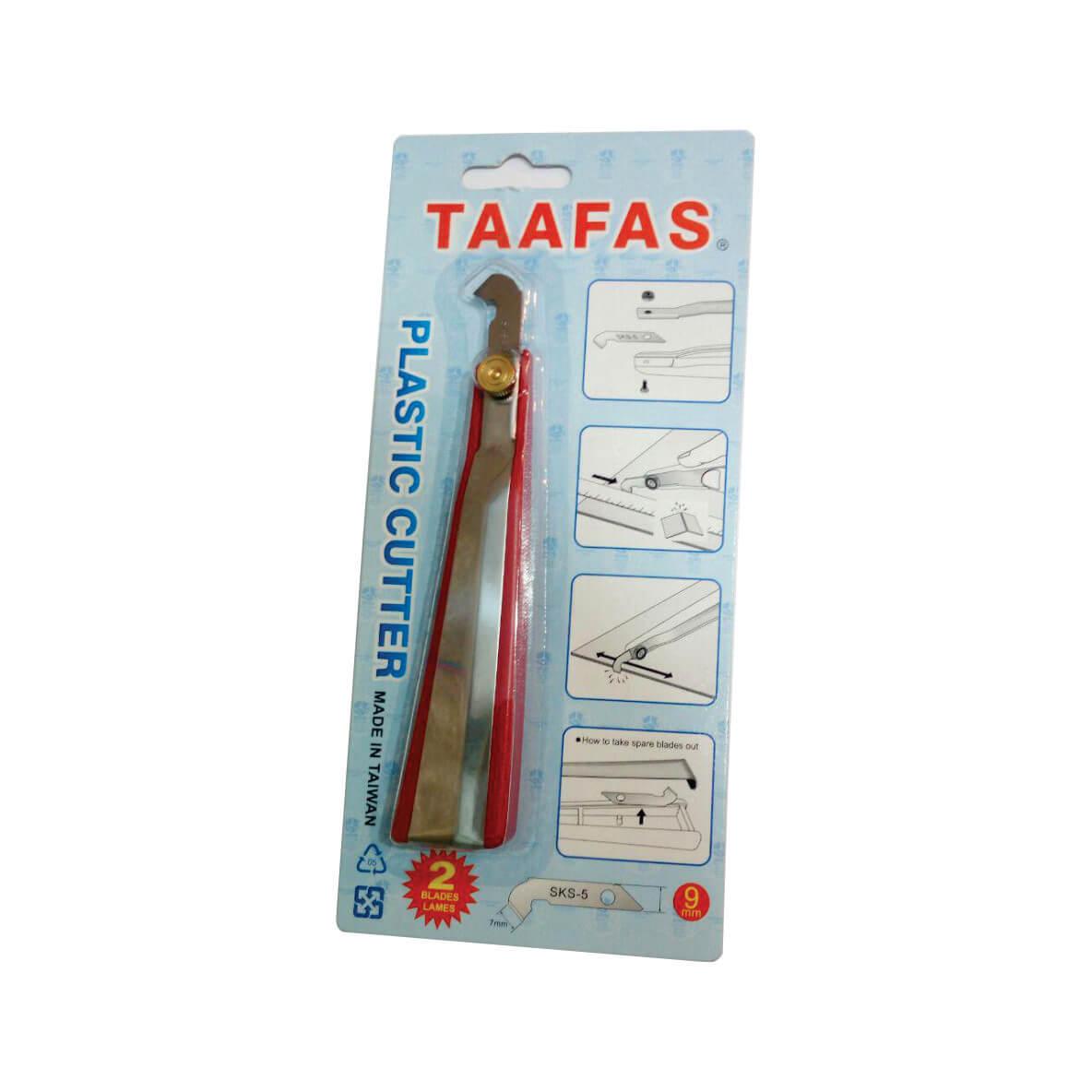 کاتر پلکسی بر مدل TAAFAS