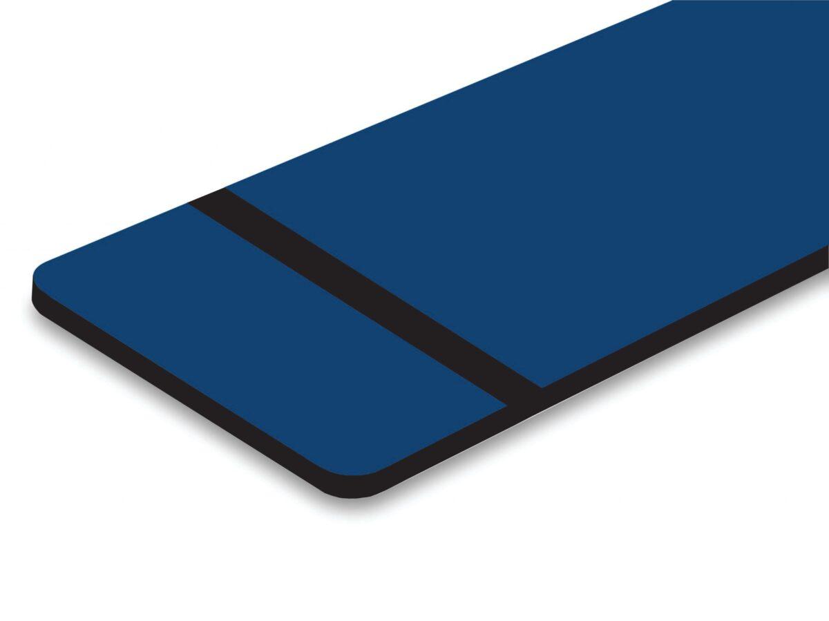 ورق مولتی استایل ضخیم آبی پشت مشکی