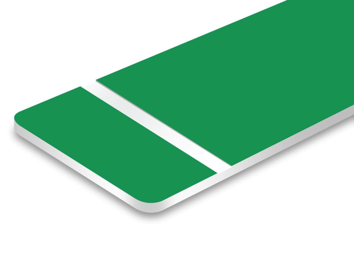 ورق مولتی استایل ضخیم سبز پشت سفید