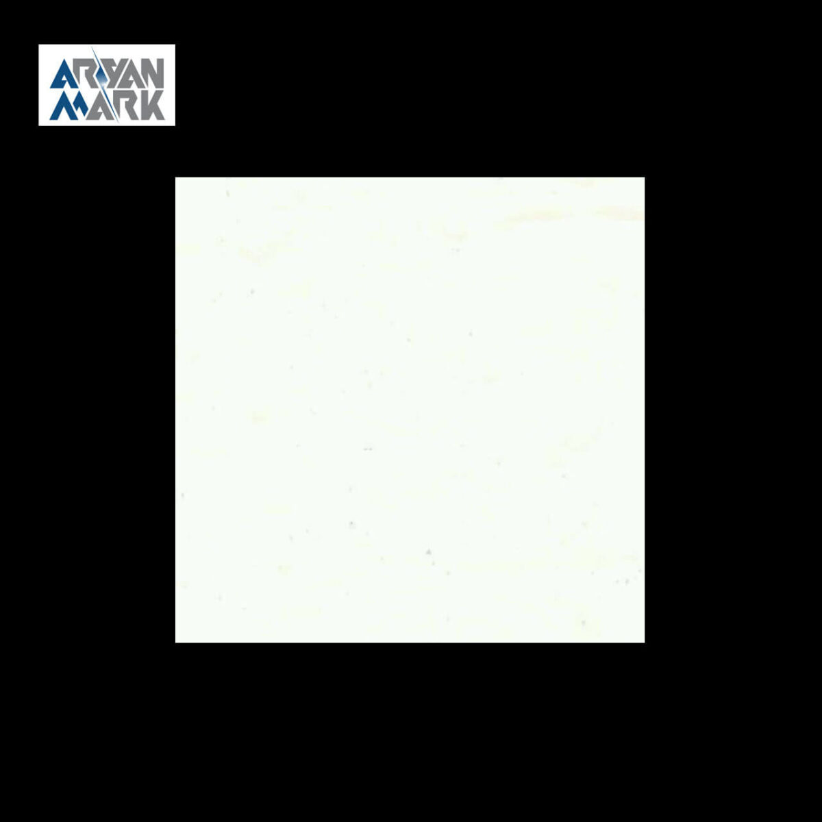 ورق ام دی اف 3 میل رنگ سفید روغنی
