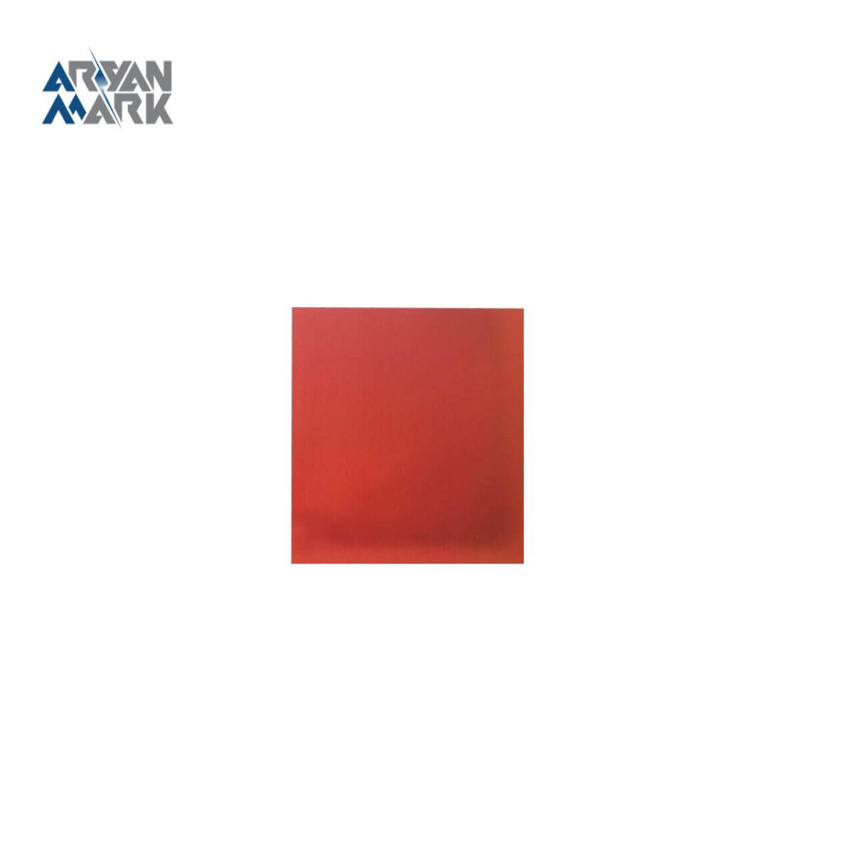ورق مولتی استایل ضخیم قرمز متالیک