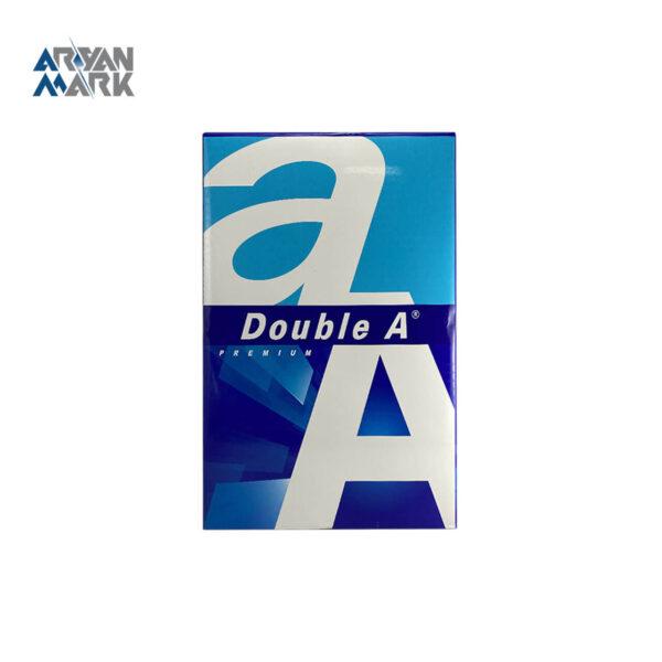کاغذ A4 سفید 80 گرم Double A تایلندی