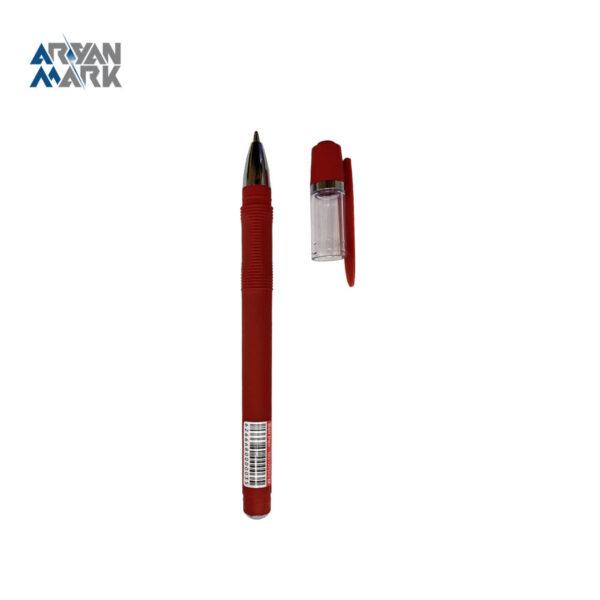 خودکار فوق روان آنتی باکتریال قرمز Panter (تکی)