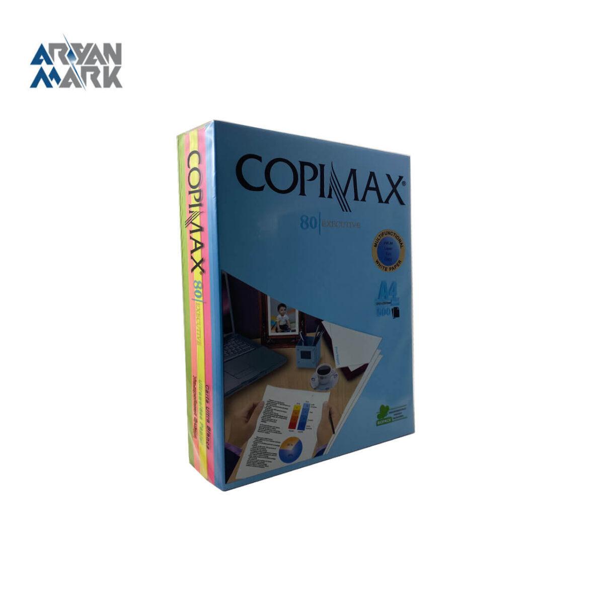 کاغذ A4 پنج رنگ 80 گرم Copimax اندونزی