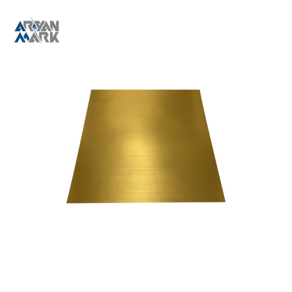 ورق مولتی استایل نازک طلایی