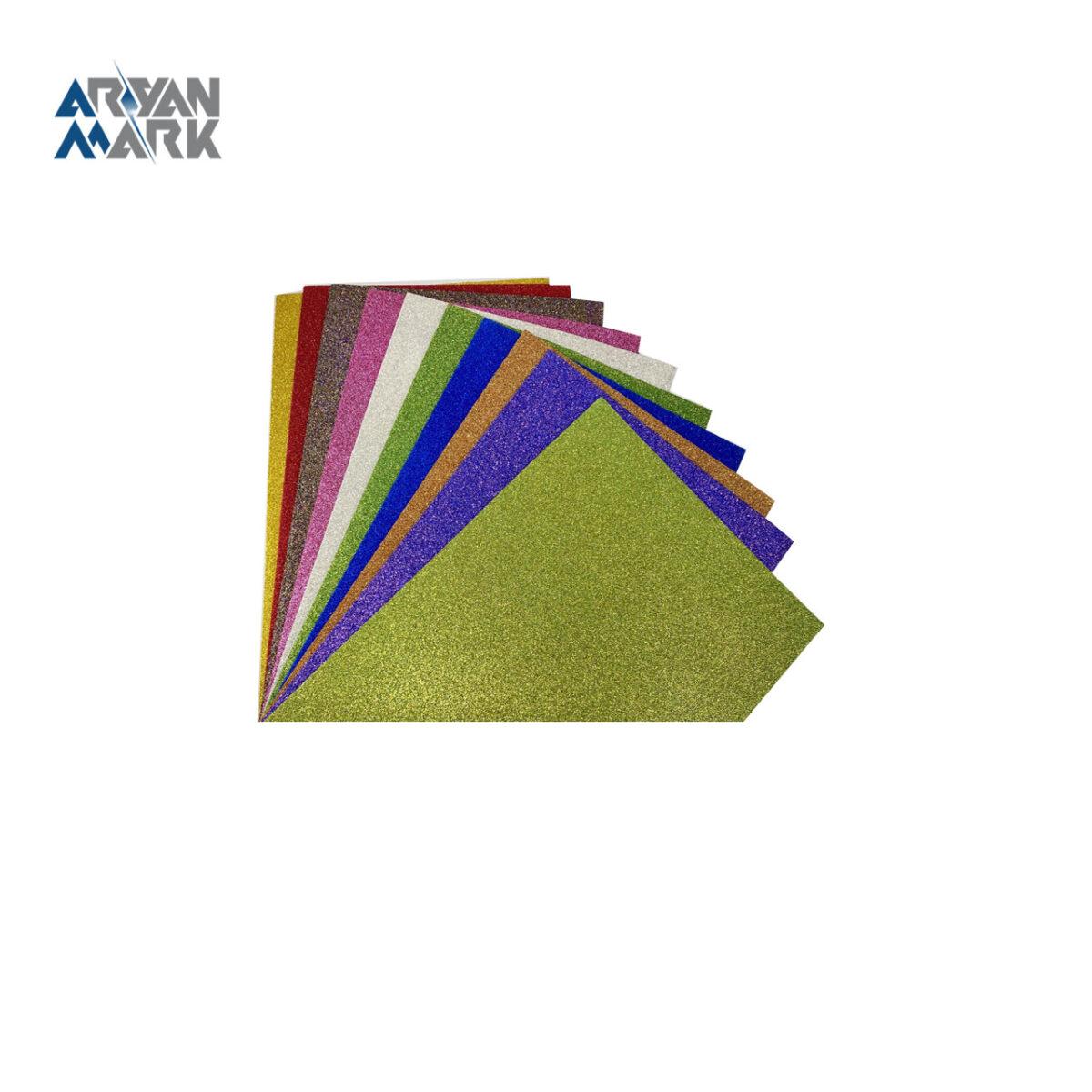 ورق فوم اکلیلی (10 رنگ)