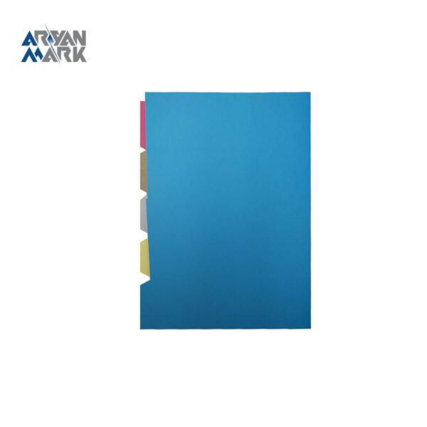 کاغذ جدا کننده A4 پنج رنگ