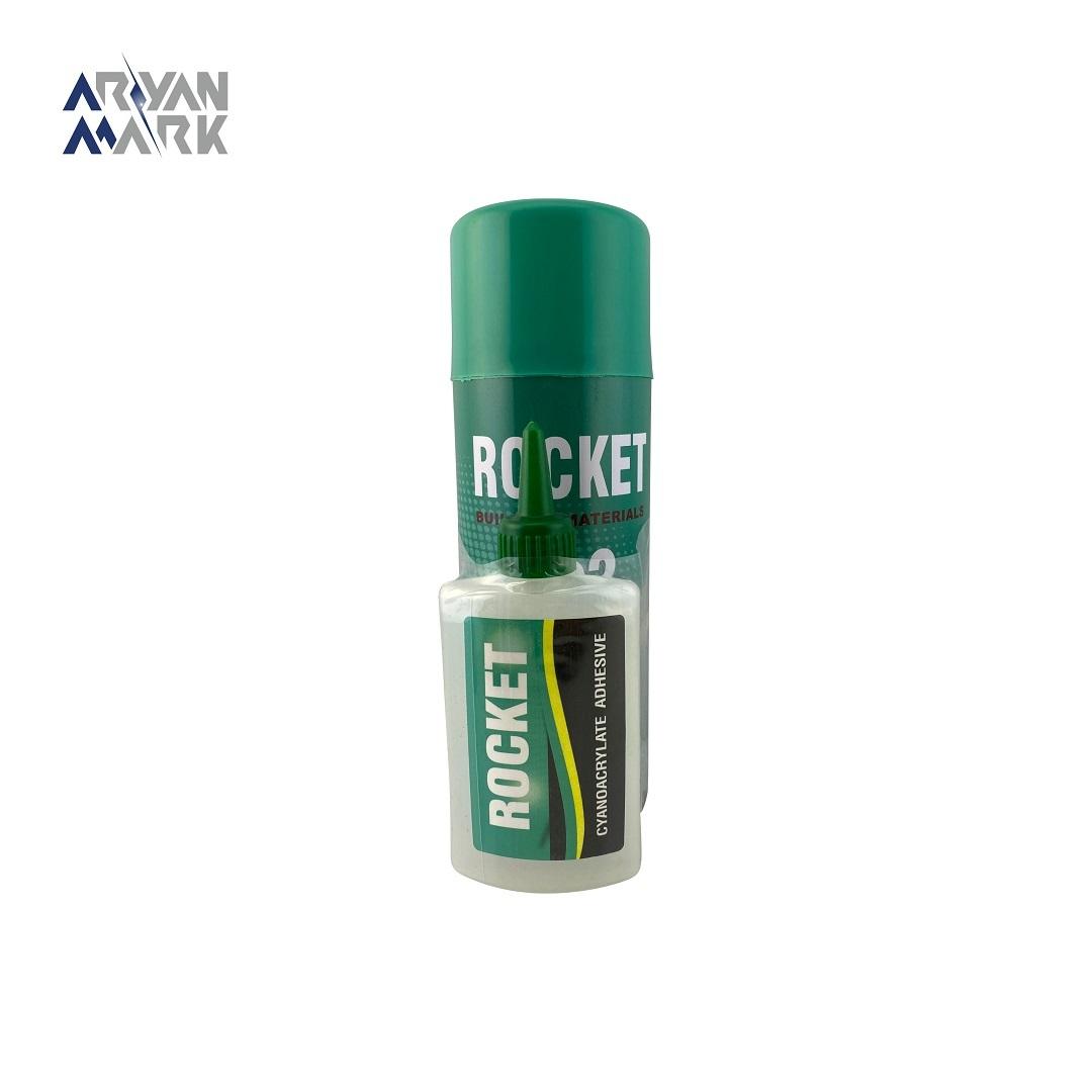 چسب ۱۲۳ راکت سبز
